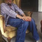 Kurt Cobain painted nails
